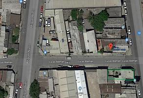 Foto de terreno habitacional en venta en bernardo reyes , industrial, monterrey, nuevo león, 11057623 No. 01