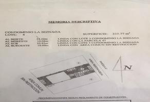 Foto de terreno habitacional en venta en biznaga 4, cumbres del cimatario, huimilpan, querétaro, 0 No. 01
