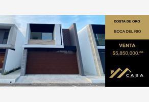 Foto de casa en venta en blanquilla 1, costa de oro, boca del río, veracruz de ignacio de la llave, 0 No. 01