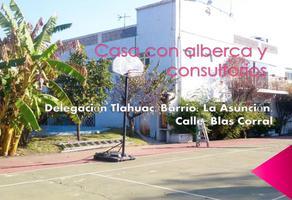 Foto de casa en venta en blas corral 16, la asunción, tláhuac, df / cdmx, 12121080 No. 01