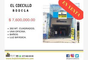 Foto de nave industrial en venta en bodega en venta ., el coecillo, león, guanajuato, 6882676 No. 01