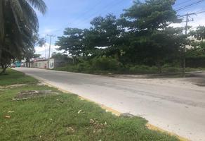 Foto de terreno comercial en renta en Supermanzana 78, Benito Juárez, Quintana Roo, 17021642,  no 01