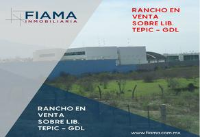 Foto de rancho en venta en  , bonaterra, tepic, nayarit, 13989524 No. 01