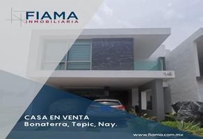 Foto de casa en venta en  , bonaterra, tepic, nayarit, 21619329 No. 01