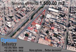 Foto de terreno habitacional en renta en  , bonito ecatepec, ecatepec de morelos, méxico, 13931260 No. 01