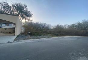 Foto de terreno habitacional en venta en bosque 123, bosque residencial, santiago, nuevo león, 0 No. 01