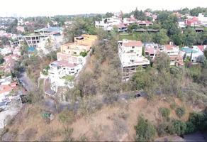 Foto de terreno habitacional en venta en bosque de granados , bosque de las lomas, miguel hidalgo, df / cdmx, 10241753 No. 01