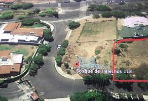 Foto de terreno habitacional en venta en bosque de helechos , bosques de las lomas, cuajimalpa de morelos, df / cdmx, 10563608 No. 01