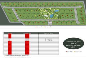 Foto de terreno habitacional en venta en bosque real , del bosque, montemorelos, nuevo león, 0 No. 01