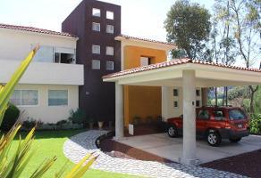 Foto de casa en venta en  , bosque real, huixquilucan, méxico, 0 No. 01