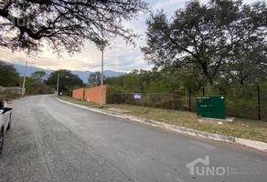 Foto de terreno habitacional en venta en  , bosque residencial, santiago, nuevo león, 18740846 No. 01