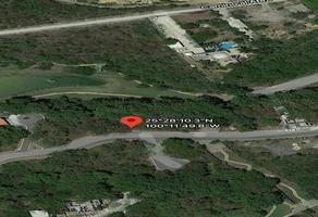Foto de terreno habitacional en venta en  , bosque residencial, santiago, nuevo león, 20156991 No. 01