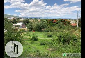 Foto de terreno habitacional en venta en  , bosque san felipe, oaxaca de juárez, oaxaca, 0 No. 01