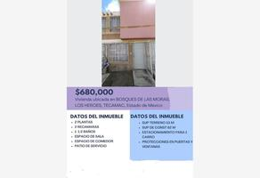 Foto de casa en venta en bosques de las moras 153, los héroes tecámac, tecámac, méxico, 0 No. 01