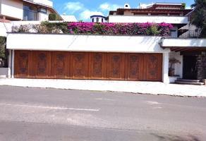 Foto de casa en venta en bosques de laureles , bosques de las lomas, cuajimalpa de morelos, df / cdmx, 0 No. 01