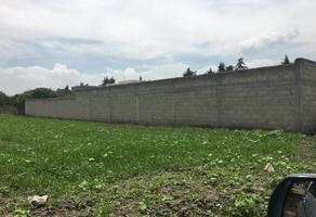 Foto de terreno habitacional en venta en bosques de metepec 1, agrícola francisco i. madero, metepec, méxico, 0 No. 01
