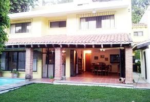Foto de casa en renta en  , bosques de palmira, cuernavaca, morelos, 0 No. 01