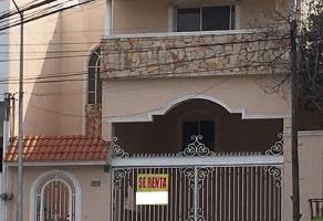 Foto de casa en renta en  , mirador de la silla, guadalupe, nuevo león, 7299912 No. 01