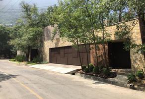 Foto de casa en venta en  , bosques de san ángel sector palmillas, san pedro garza garcía, nuevo león, 7498355 No. 01