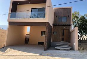 Foto de casa en venta en  , bosques de san josé, santiago, nuevo león, 19055117 No. 01