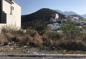 Foto de terreno habitacional en venta en  , bosques de valle alto 2 sector, monterrey, nuevo león, 0 No. 01