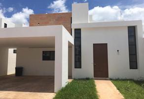Foto de casa en renta en botanico , conkal, conkal, yucatán, 0 No. 01