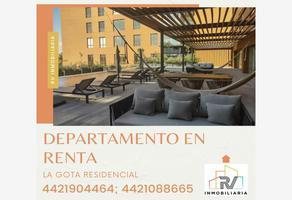 Foto de departamento en renta en boulevar bernardo quintana y avenida corregidora , plaza del parque, querétaro, querétaro, 18912703 No. 01