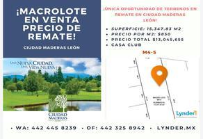Foto de terreno comercial en venta en boulevard adolfo lópez mateos 101, león i, león, guanajuato, 13752340 No. 01