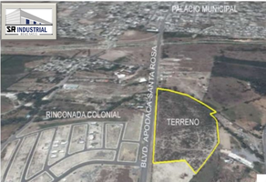 Foto de terreno comercial en renta en boulevard apodaca santa rosa , rinconada colonial 1 urb, apodaca, nuevo león, 0 No. 01