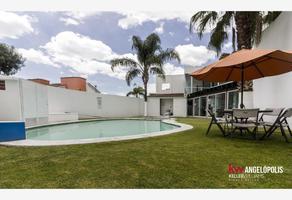 Foto de casa en renta en boulevard atlixco 4703, san andrés cholula, san andrés cholula, puebla, 21574079 No. 01