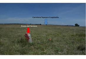 Foto de terreno habitacional en venta en boulevard audi 00, san josé de chiapa, san josé chiapa, puebla, 16967795 No. 01
