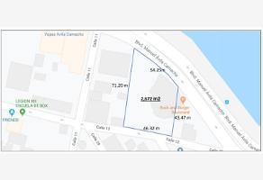 Foto de terreno habitacional en venta en boulevard ávila camacho 1000, costa verde, boca del río, veracruz de ignacio de la llave, 15995879 No. 01