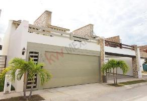 Foto de casa en venta en boulevard azul marino , real pacífico, mazatlán, sinaloa, 0 No. 01