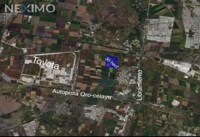 Foto de terreno industrial en venta en boulevard bernardo quintana 703, c.e.a., querétaro, querétaro, 7485430 No. 01