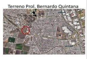 Foto de terreno comercial en venta en boulevard bernardo quintana , tonatiuh 3a sección, querétaro, querétaro, 0 No. 01