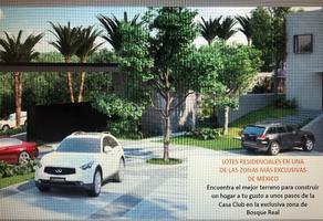Foto de terreno habitacional en venta en boulevard bosque real , bosque real, huixquilucan, méxico, 17024664 No. 02