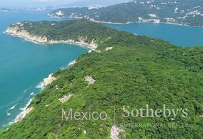 Foto de terreno habitacional en venta en boulevard cabo marques , puerto marqués, acapulco de juárez, guerrero, 17185684 No. 01