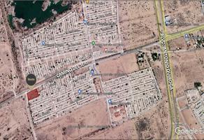 Foto de terreno habitacional en venta en boulevard camino del seri lote 13, manzana 187 , urbi villa campestre, hermosillo, sonora, 22194629 No. 01