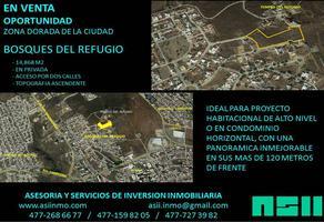 Foto de terreno habitacional en venta en boulevard campestre , bosques del refugio, león, guanajuato, 0 No. 01