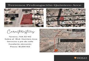 Foto de terreno habitacional en venta en boulevard carlos quintero arce , real de minas, hermosillo, sonora, 0 No. 01