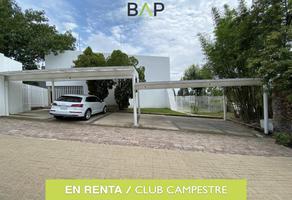Foto de casa en renta en boulevard casa de piedra 102-1, club campestre, león, guanajuato, 0 No. 01