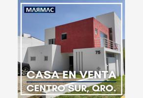 Foto de casa en venta en boulevard centro sur 2500 2500, centro sur, querétaro, querétaro, 0 No. 01