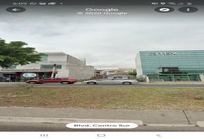Foto de terreno comercial en venta en boulevard centro sur , colinas del cimatario, querétaro, querétaro, 16389090 No. 01