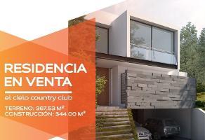 Foto de casa en venta en boulevard cielo country club , el centarro, tlajomulco de zúñiga, jalisco, 0 No. 01
