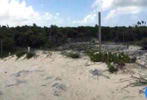 Foto de terreno habitacional en venta en boulevard costa mujeres , isla blanca, isla mujeres, quintana roo, 0 No. 01