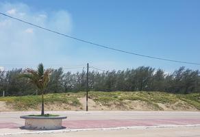 Foto de terreno comercial en venta en boulevard costero , miramar, ciudad madero, tamaulipas, 17485685 No. 01