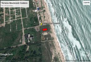 Foto de terreno habitacional en venta en boulevard costero , miramar, ciudad madero, tamaulipas, 5730435 No. 01