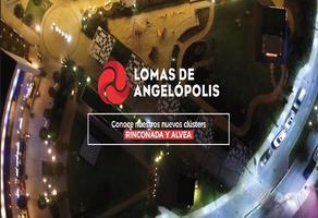 Foto de terreno habitacional en venta en boulevard de las cascadas 1, lomas de angelópolis ii, san andrés cholula, puebla, 0 No. 01