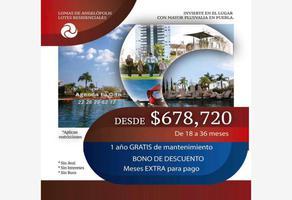 Foto de terreno habitacional en venta en boulevard de las cascadas 200, lomas de angelópolis ii, san andrés cholula, puebla, 0 No. 01