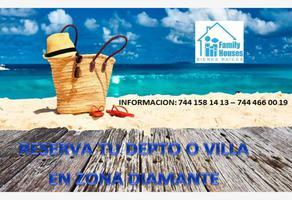 Foto de departamento en renta en boulevard de las naciones 49, villas diamante ii, acapulco de juárez, guerrero, 9893039 No. 01